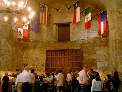 12+ The Alamo Inside Pics
