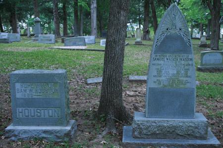 Sam walker houston was born a year after sam houston s death